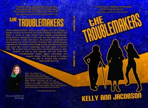 The Troublemakers full cover (2)
